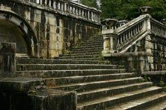 Bridge 1. Ancient bridge in the center of Sukhum,  Abkhazia Stock Image