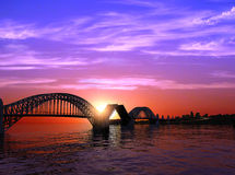 The bridge Stock Photo