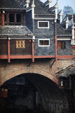 Bridge. Arc bridge in fenghuang town,china stock photography