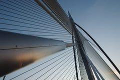 Bridge. A new bridge architecture design Royalty Free Stock Photos