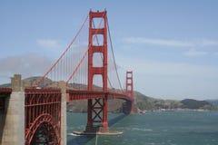 Bridge. Golden gate Bridge in San Francisco California Stock Photo