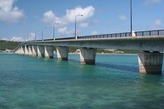 Bridge. A scenic view of a bridge Stock Photography