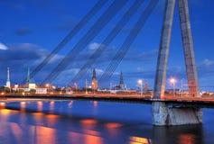 Bridge. Royalty Free Stock Image