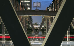 A Bridge Royalty Free Stock Photography