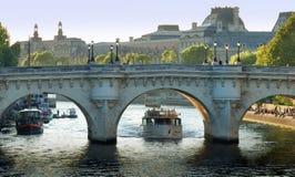 Bridge. stock photo