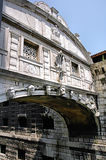 Bridge. Italian bridge - Venice Stock Images