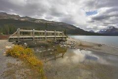 The bridge. Royalty Free Stock Image