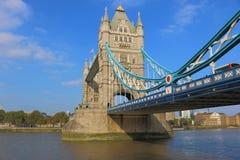 bridge1塔 免版税图库摄影