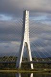 Bridge. Detail of Arade river bridge in Portimao, Algarve Portugal Stock Images