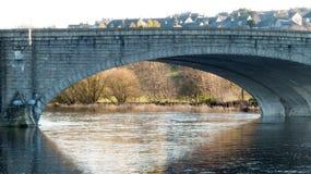 Bridge Aberdeen Scotland Stock Images
