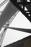 Bridge Abstract Royalty Free Stock Photo