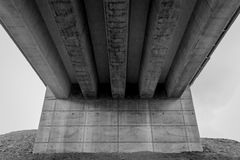 Bridge Abutment Royalty Free Stock Image