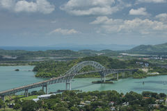Bridge of the Americas Stock Image