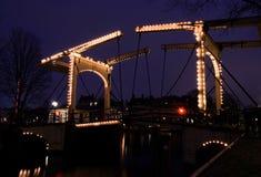 Bridge, Amsterdam Stock Photos
