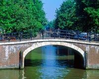 Bridge, Amsterdam Royalty Free Stock Photography