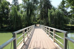 Bridge It! Royalty Free Stock Photos