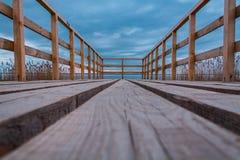 Bridge in anywhere Stock Image