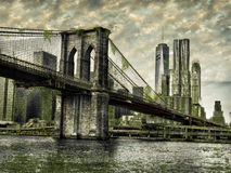 Bridge Apocolypse Stock Images