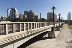 The Bridge of Aragon in Valencia Royalty Free Stock Image