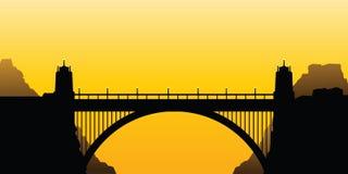 Bridge Arch Stock Image