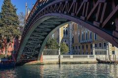 Venice Italy architecture bridge stock photo