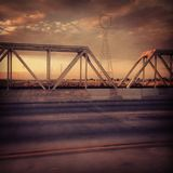 Bridge in Arizona desert Phoenix Royalty Free Stock Photography