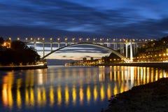 Bridge Arrábida Royalty Free Stock Photo