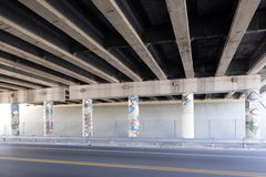 Bridge Art Miami Stock Images