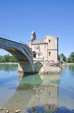 The Bridge of Avignon,Provence Royalty Free Stock Photography
