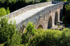 Bridge, Avila Royalty Free Stock Images
