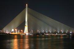 Bridge in Bangkok Stock Image