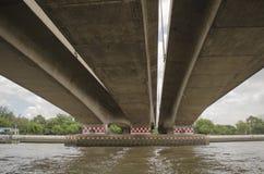 Bridge in Bangkok Royalty Free Stock Images