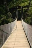 Bridge. Beautiful bridge in the mountains stock images