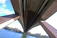 Bridge Belgrade Stock Photography