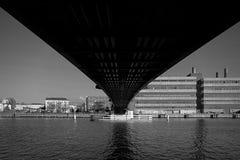 Bridge in Berlin Stock Image