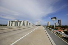 Bridge bike lane stock images