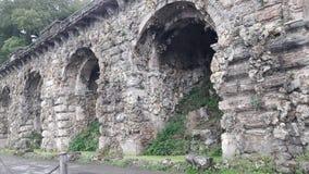 Bridge 1. Bridge in Florence city 2017 / 2018 Royalty Free Stock Photo