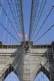 bridge brooklyn Royaltyfri Bild