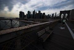 bridge brooklyn Στοκ Φωτογραφία