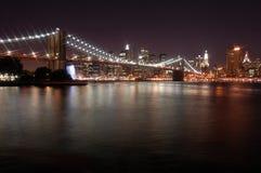 bridge brooklyn Στοκ Εικόνες