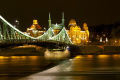 Bridge in Budapest Stock Photos