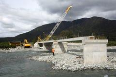 Bridge builders Stock Photo