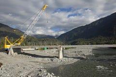 Bridge builders Royalty Free Stock Image