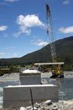 Bridge builders Royalty Free Stock Images