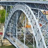Bridge Built by Eiffel Stock Image