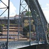 Bridge Built by Eiffel Stock Photography