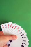 Bridge cards stock photos