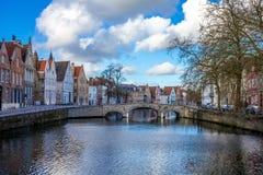 Bridge on Carmersstraat stock photos