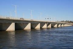 bridge champlain Royaltyfria Bilder
