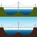 Bridge Chart Stock Photos